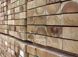 Sleepers & Timber Products